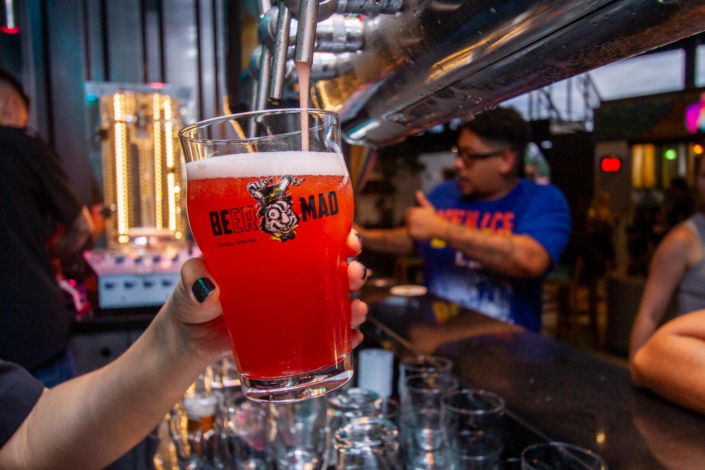 Cervejas premiadas no Beer Mad
