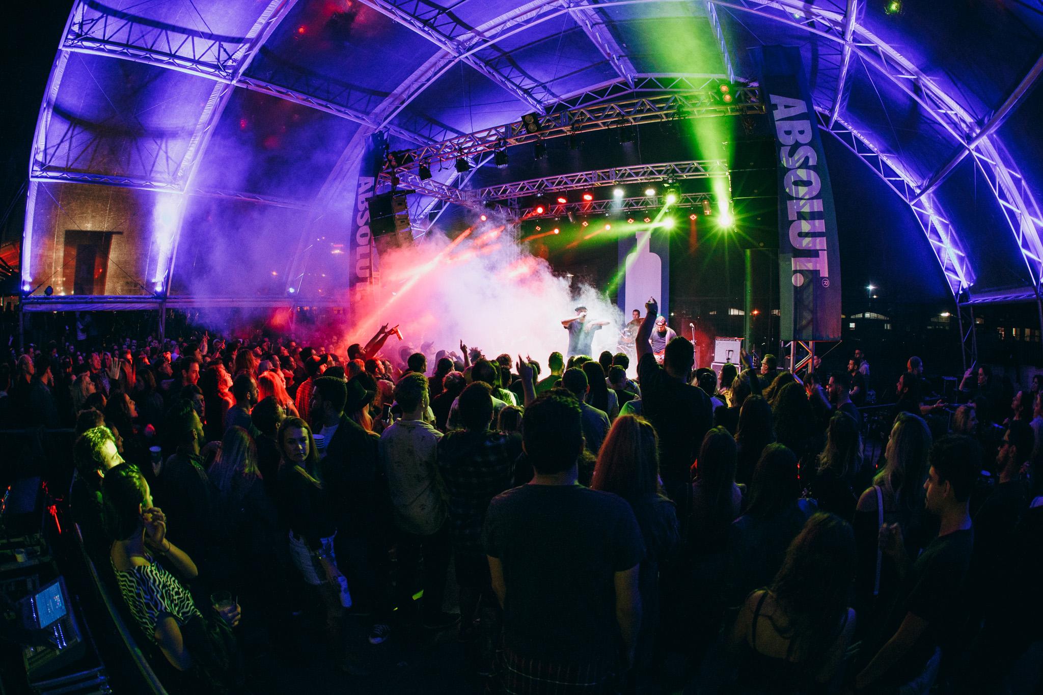 Festival Crossroads – Dia Mundial do Rock