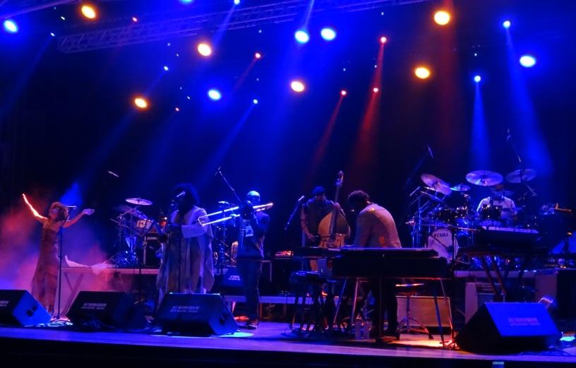 Kamasi Washington na Ópera de Arame