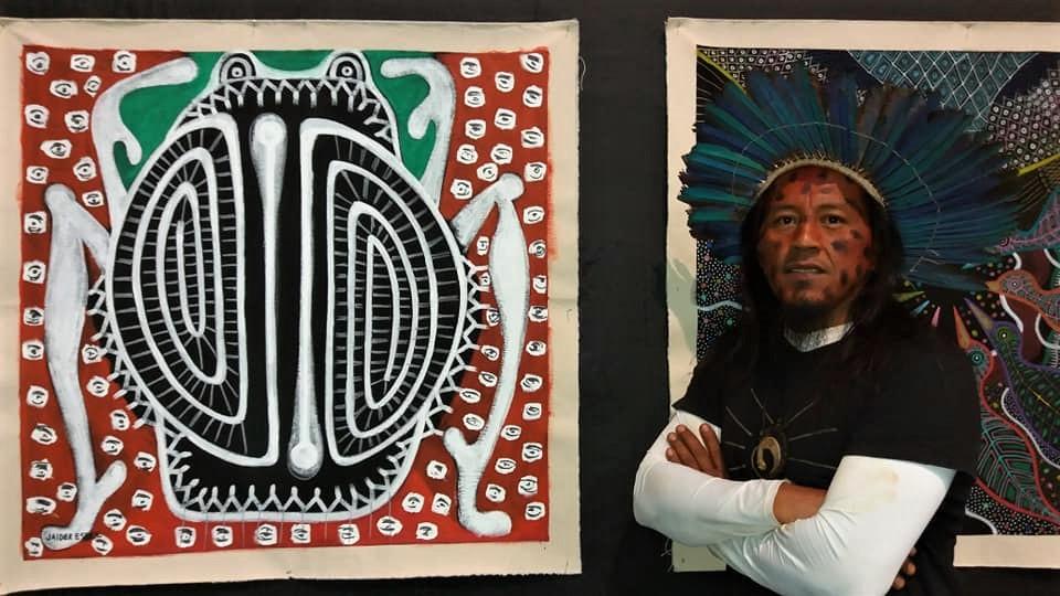 Valorização do povo indígena