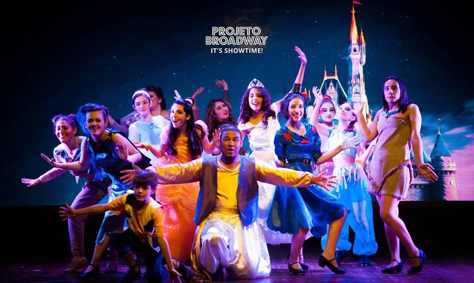Teatro Projeto Broadway