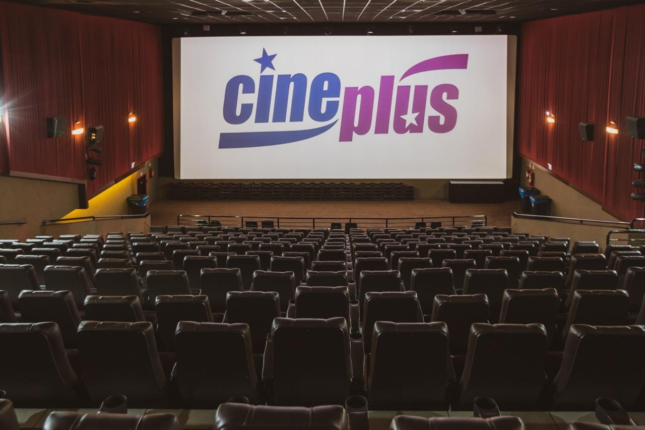 Sala de cinema TSX Laser