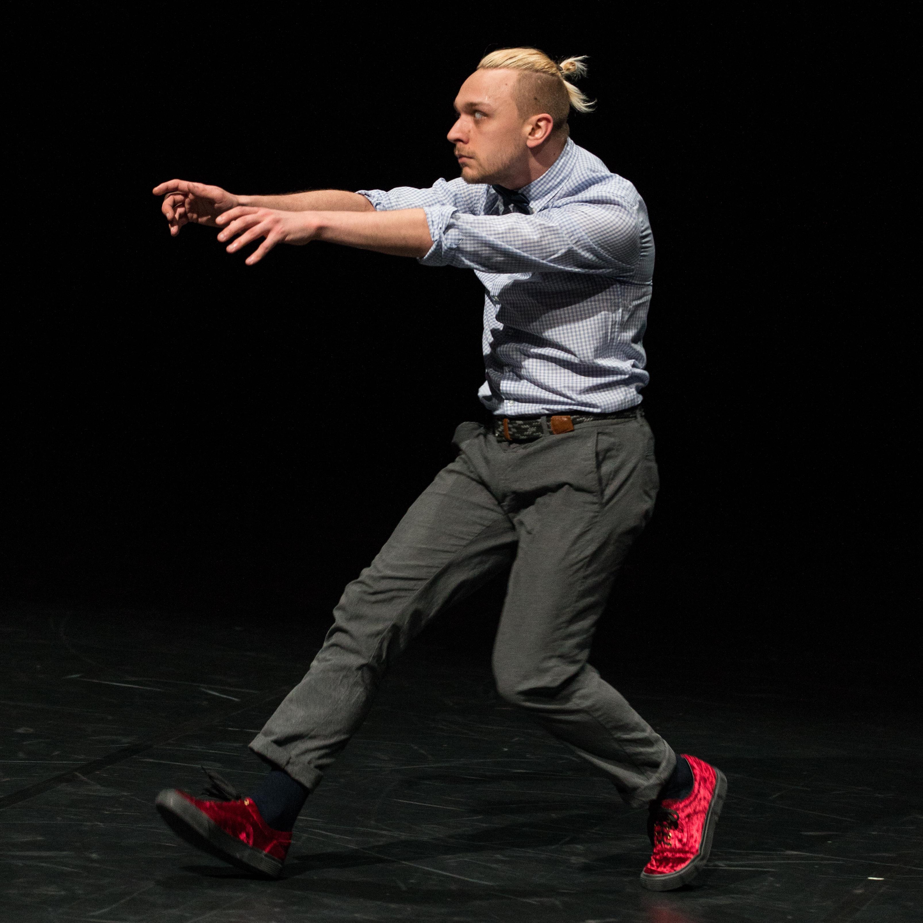 Começou a Mostra Paranaense de Dança 2019