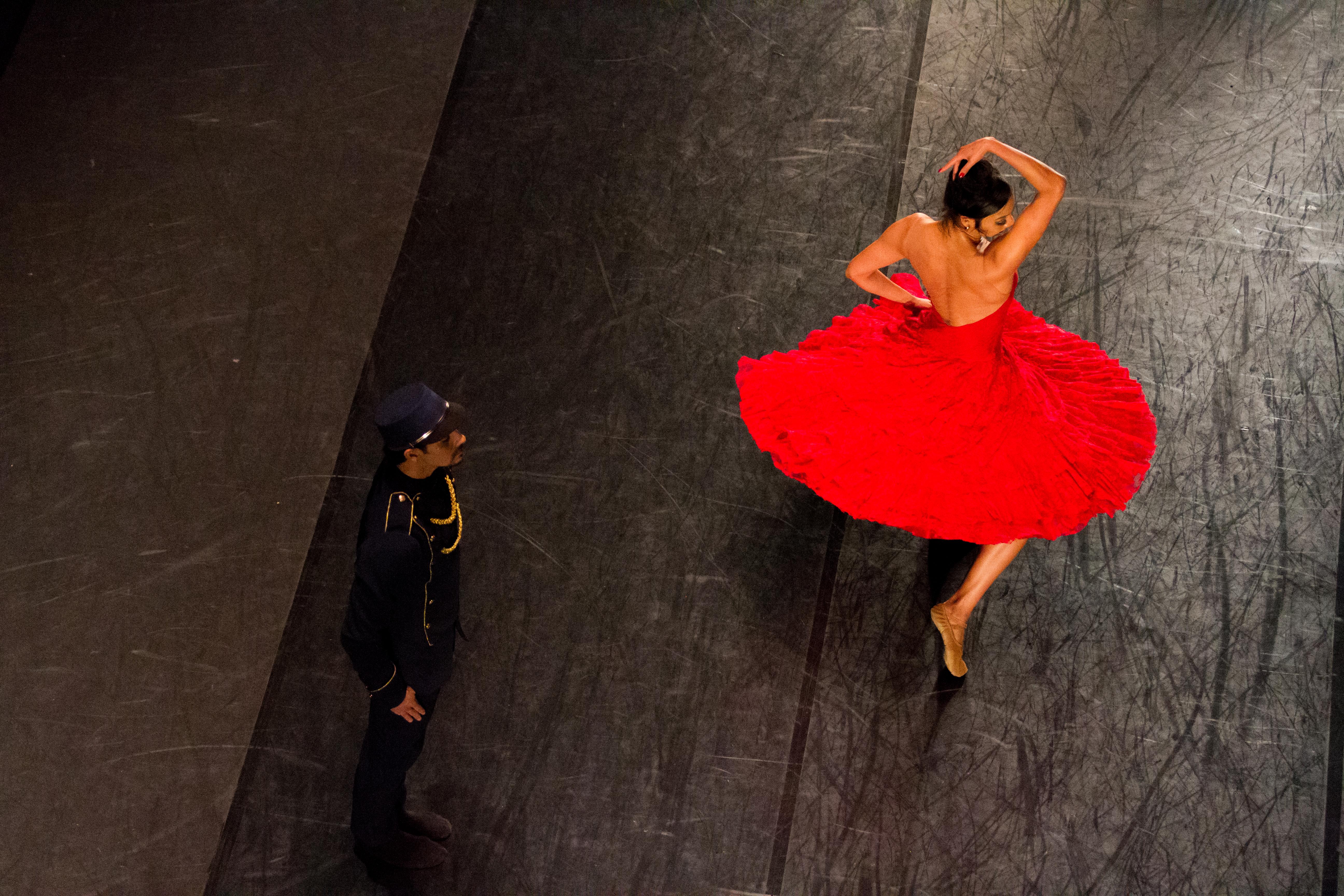 50 anos do Balé Teatro Guaíra