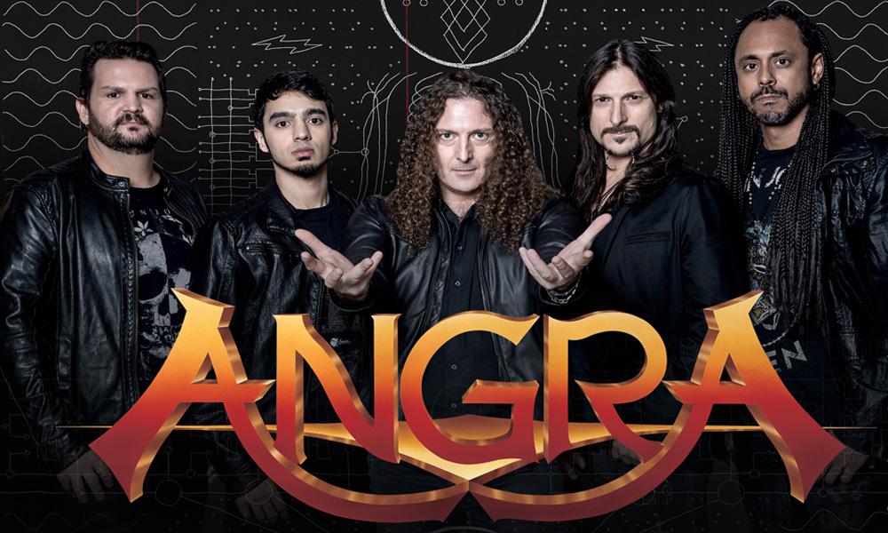 Show do Angra no Hard Rock Curitiba