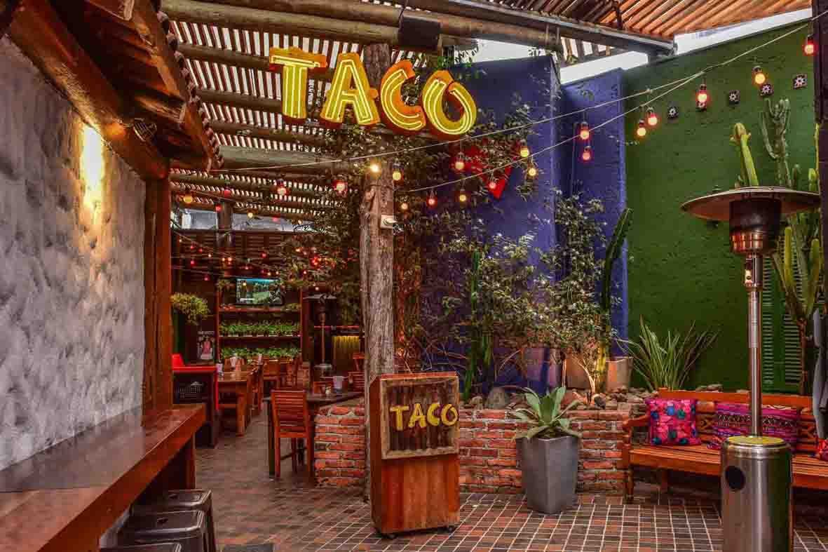 25 anos de Taco El Pancho