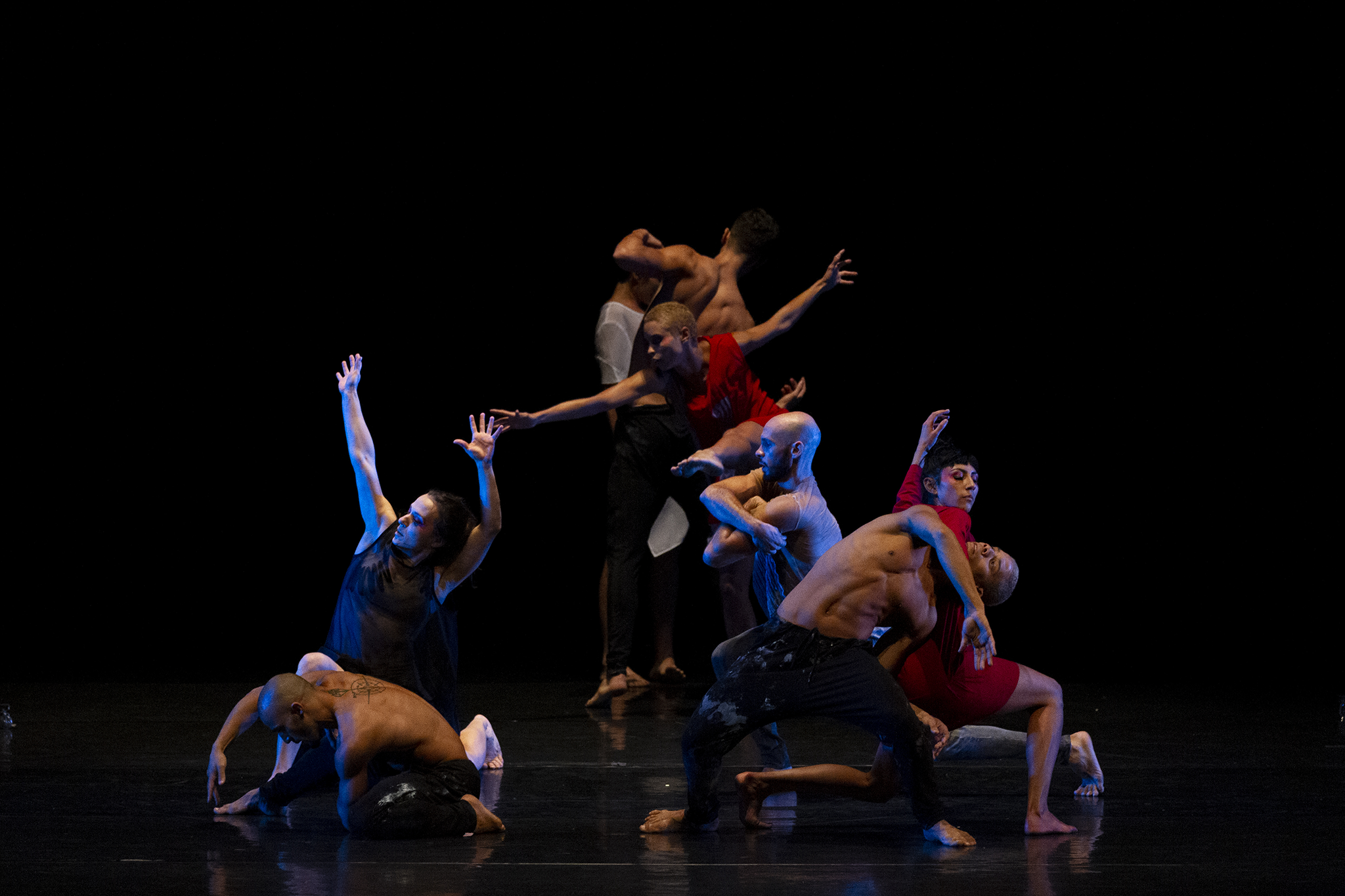 Dança: Relações