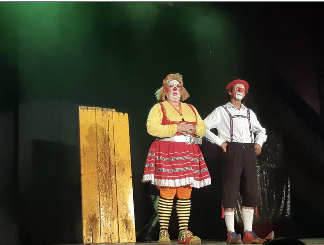 PROMOÇÃO: Circo Rhoney Espetacular
