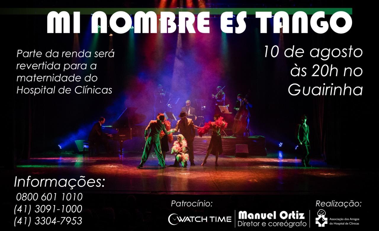 Mi Nombre Es Tango