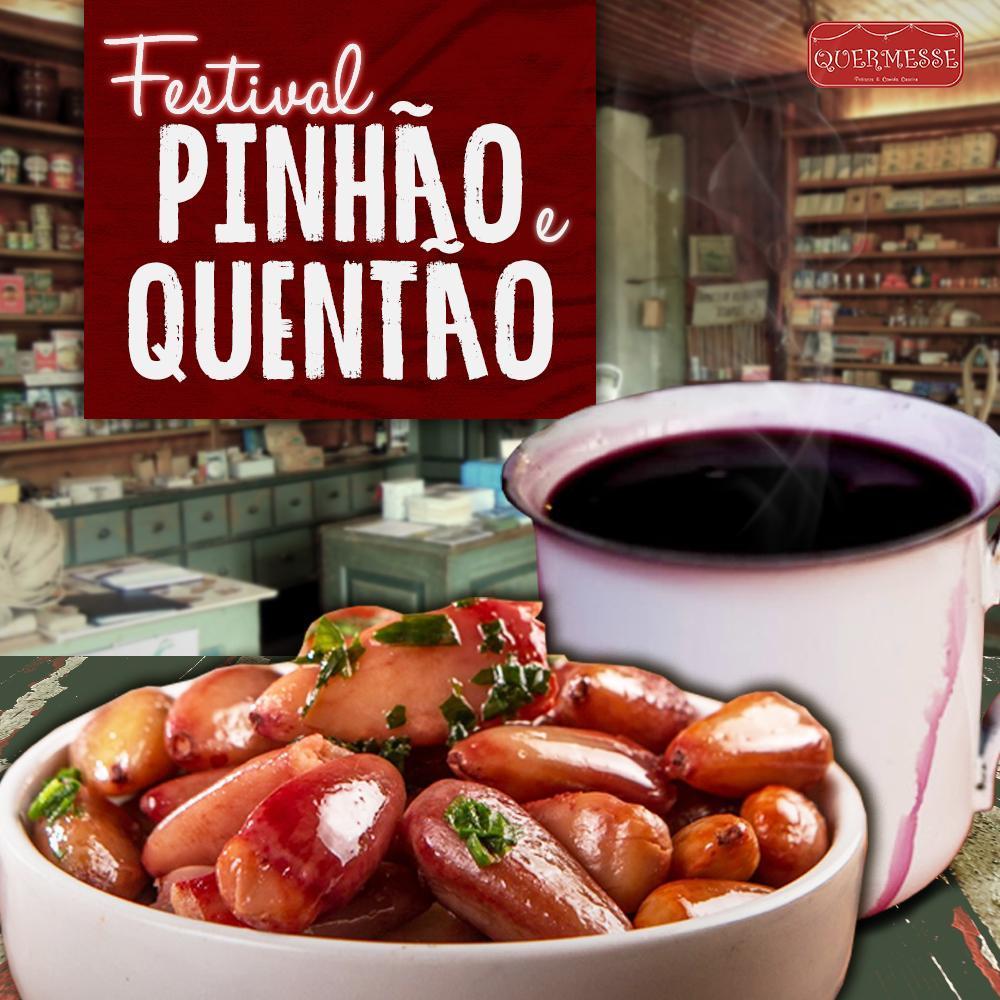 Festival do Quentão & Pinhão