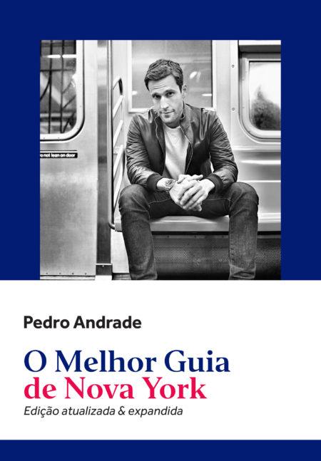 Livro do jornalista Pedro Andrade