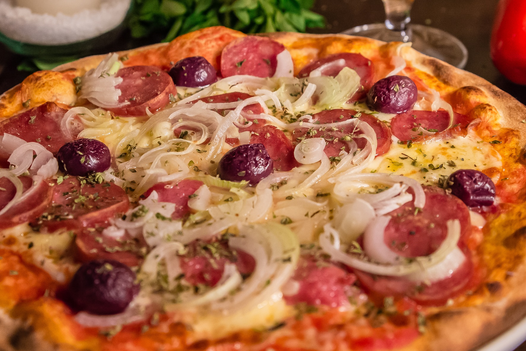 Dia da Pizza na Funiculare