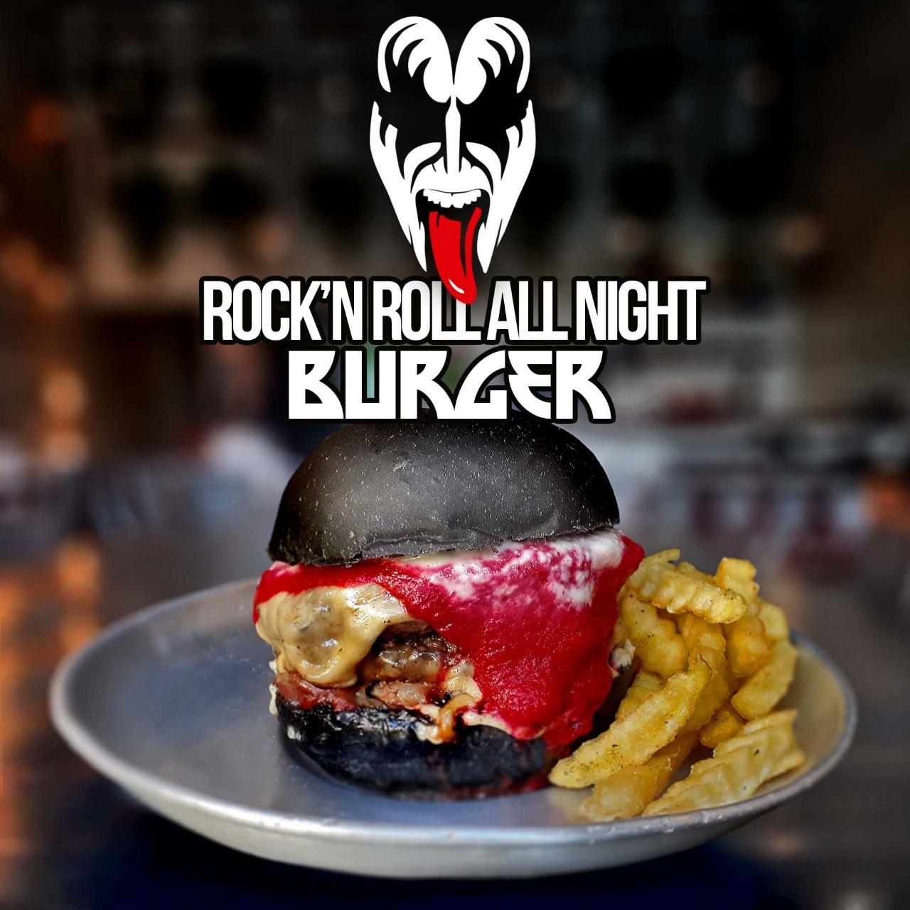 Hambúrguer Rock n'Roll