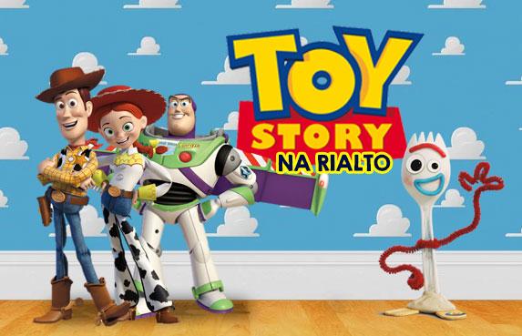 Toy Story na Rialto