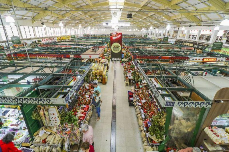 Aniversário do Mercado Municipal de Curitiba