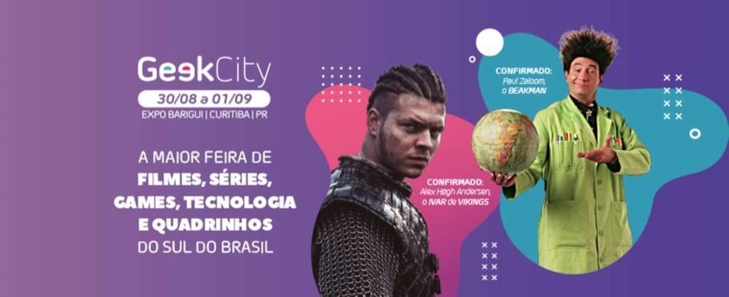 PROMOÇÃO: Geek City 2019