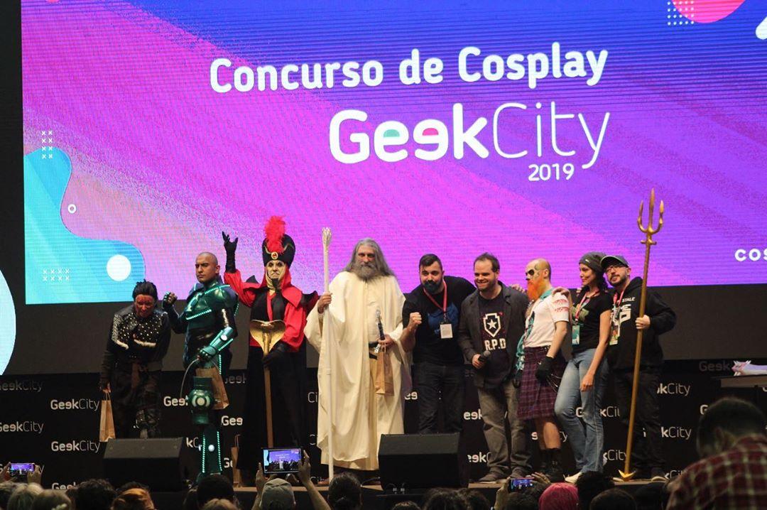 A celebração da cultura geek em Curitiba