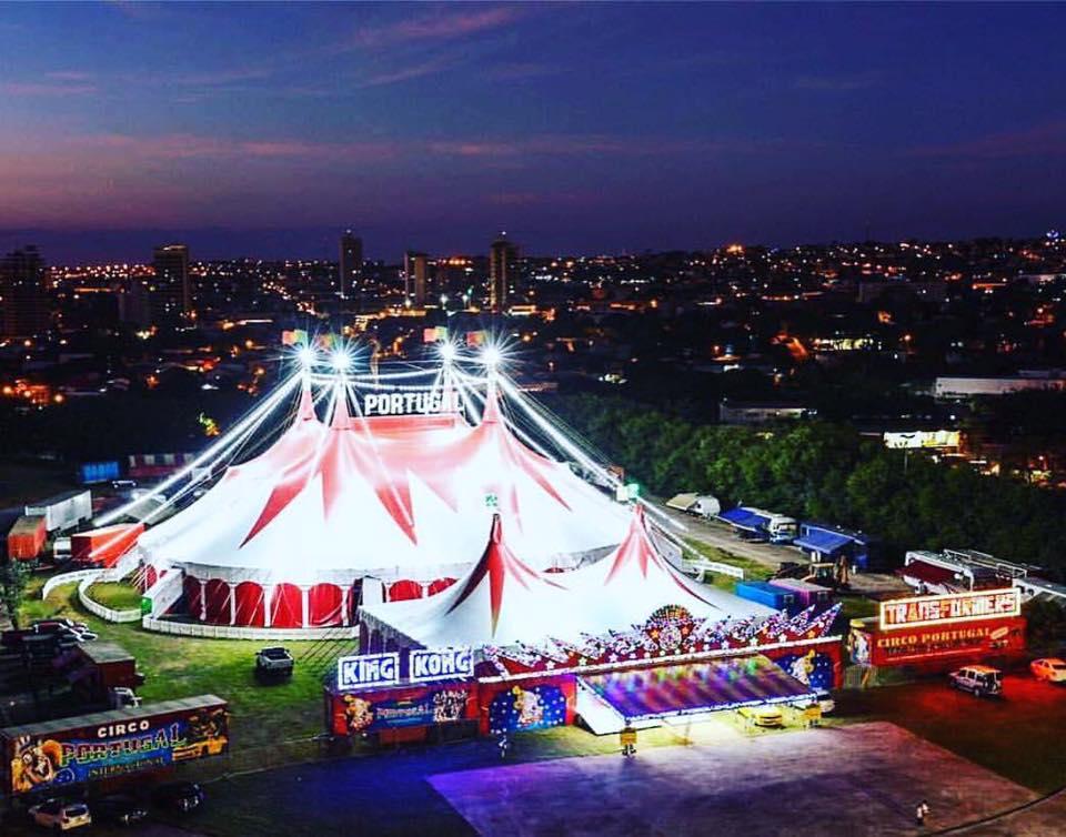 PROMOÇÃO: Circo Portugal Internacional