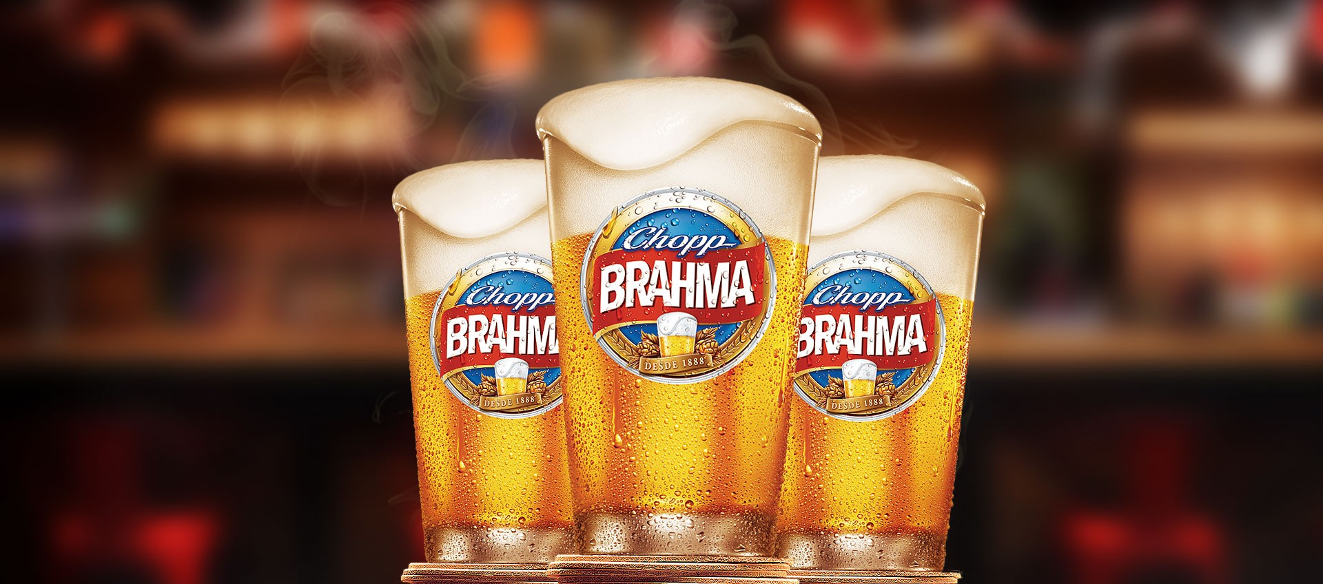 Container Brahma Express