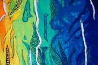 A arte têxtil de Veronica Filipak