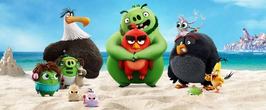 Crítica: Angry Birds 2