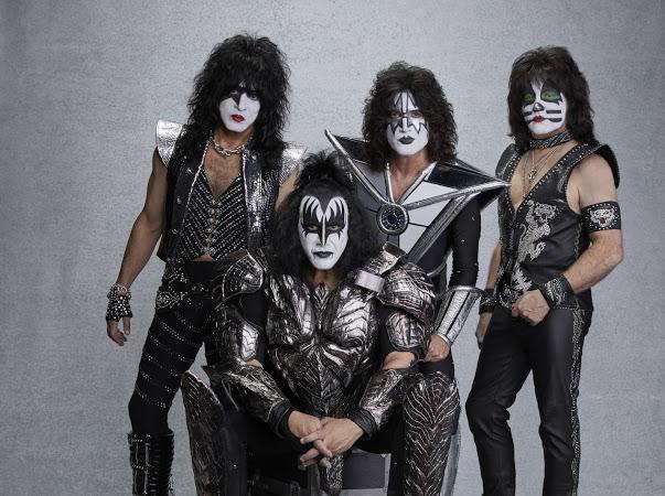 Nova data: Show do Kiss