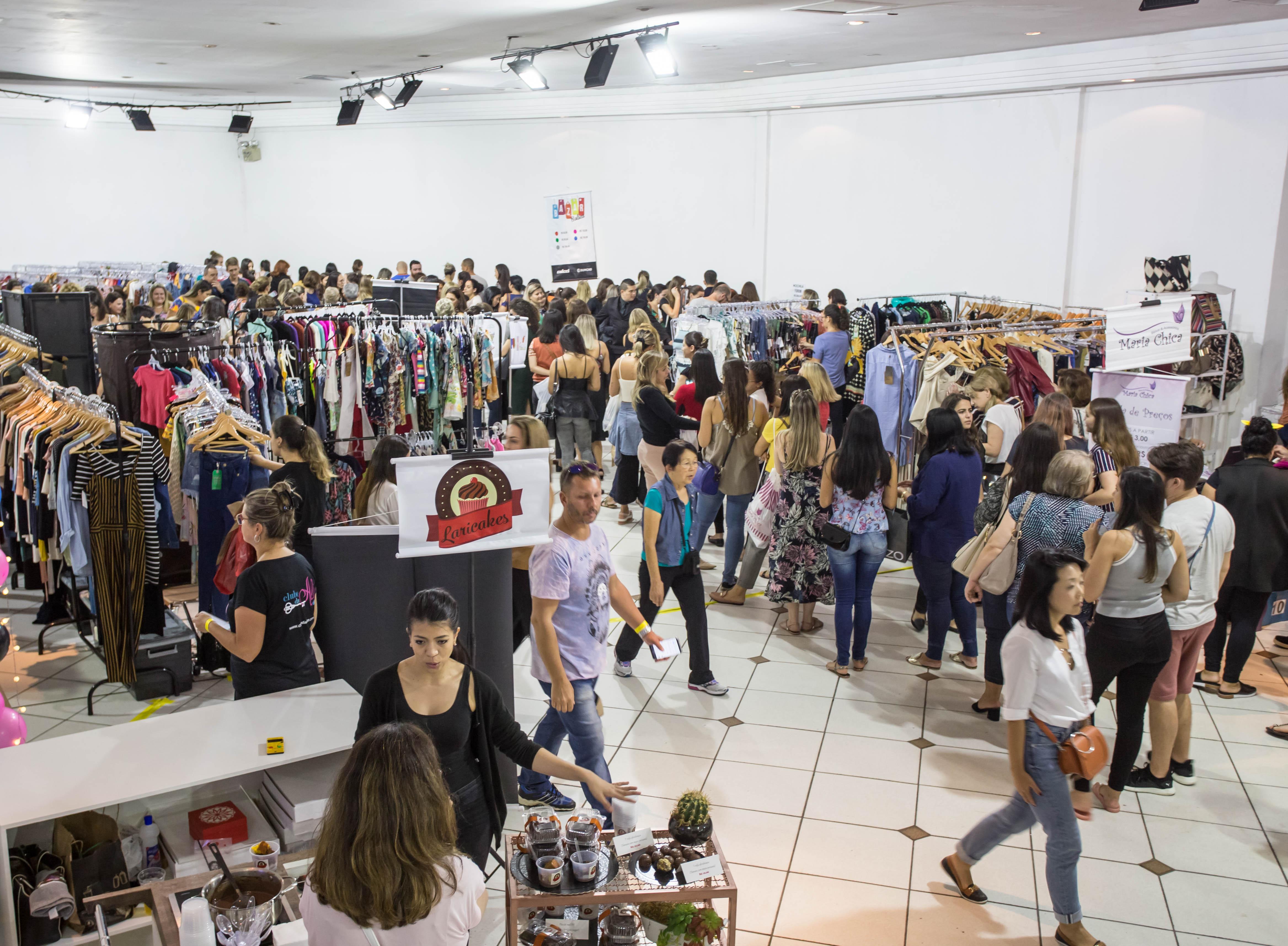 17º Bazar Moda do Bem