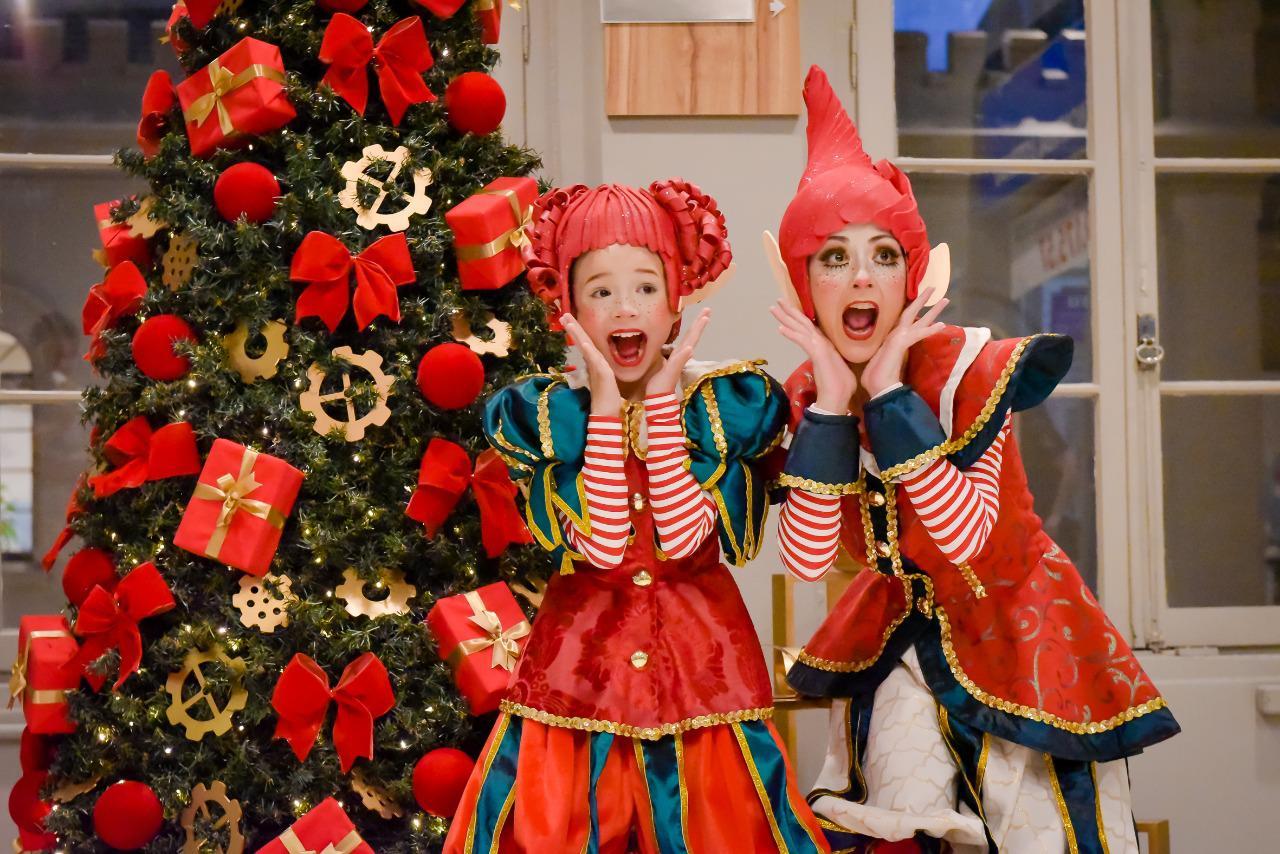A Fábrica de Presentes do Noel