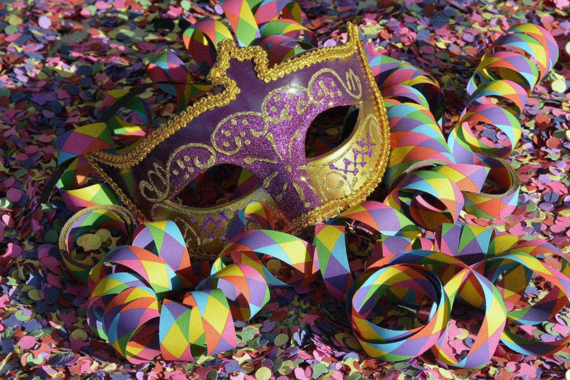 Pronta para o Carnaval