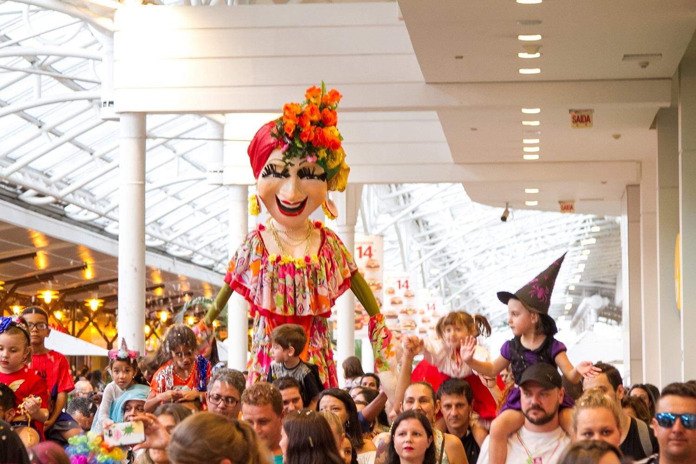 Tradicional bailinho de Carnaval