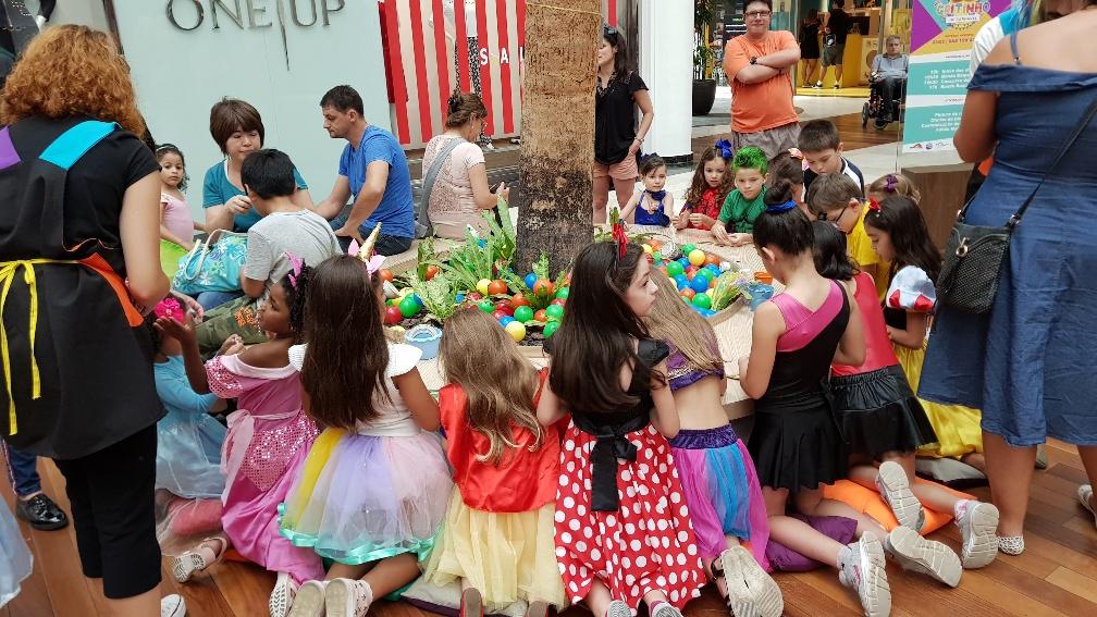 3º Gritinho de Carnaval do Shopping Crystal