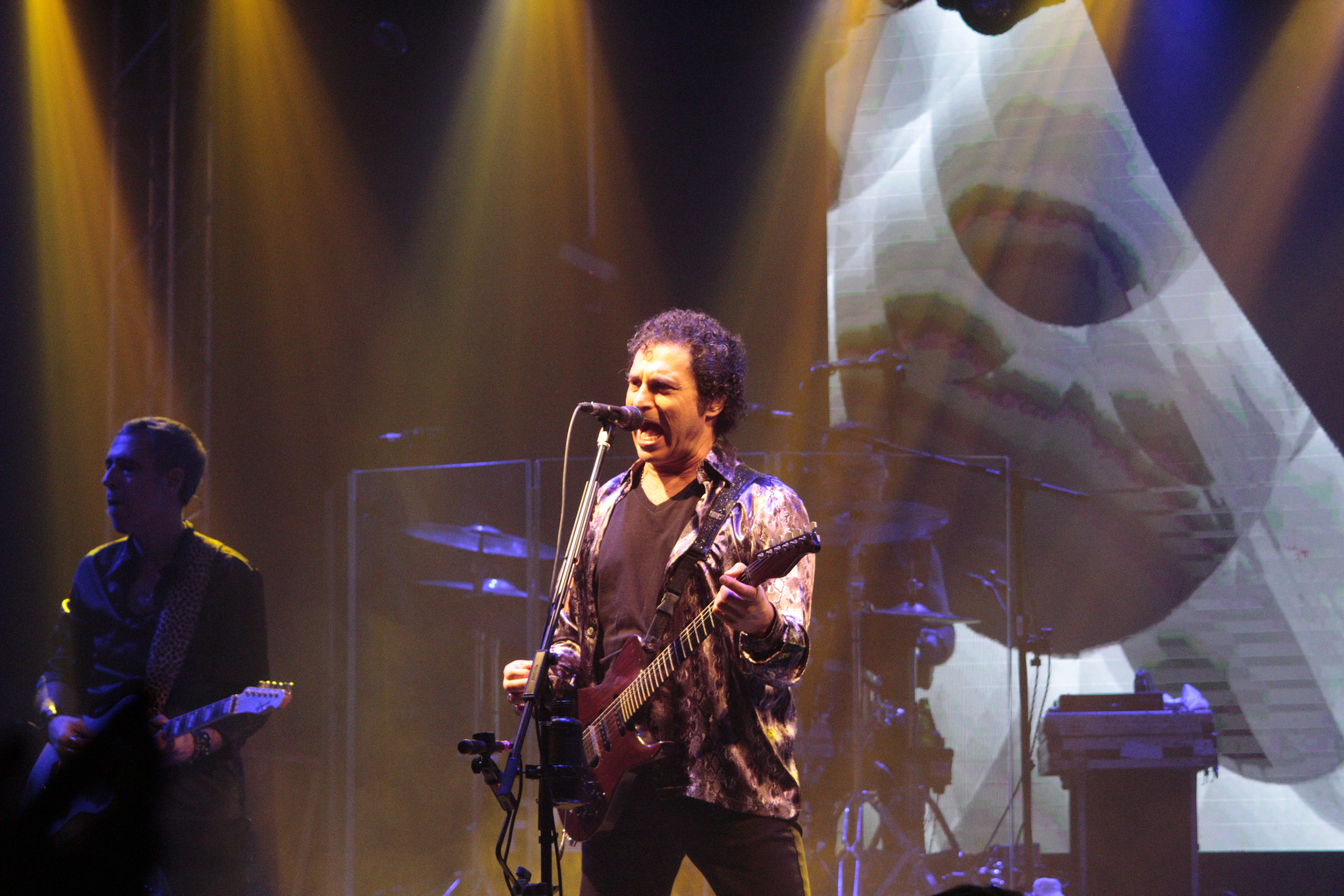 Frejat - Rock nacional de primeira linha no aniversário do Tork n' Roll