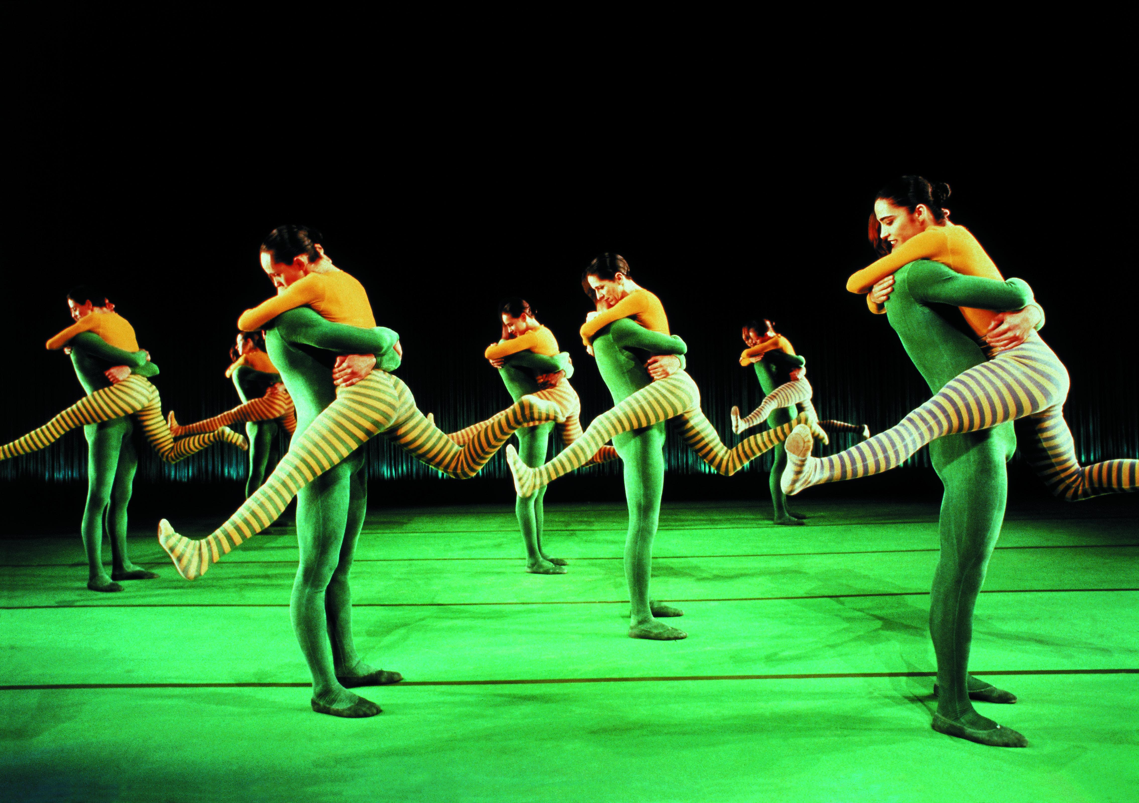 Grupo Corpo de volta ao Festival de Curitiba