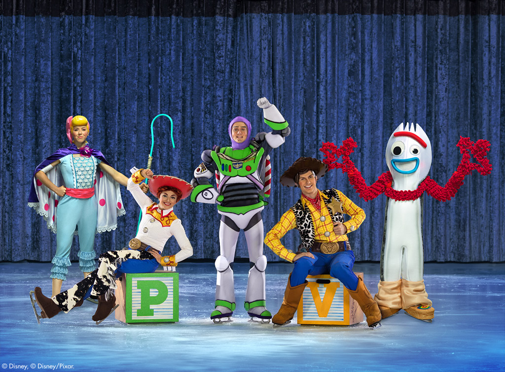 ADIADO: Disney On Ice