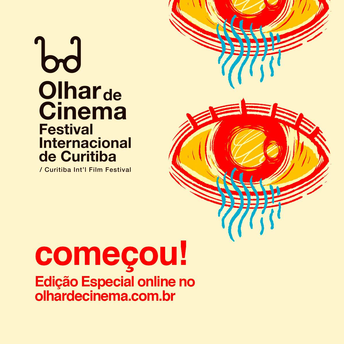 Festival Olhar de Cinema em casa