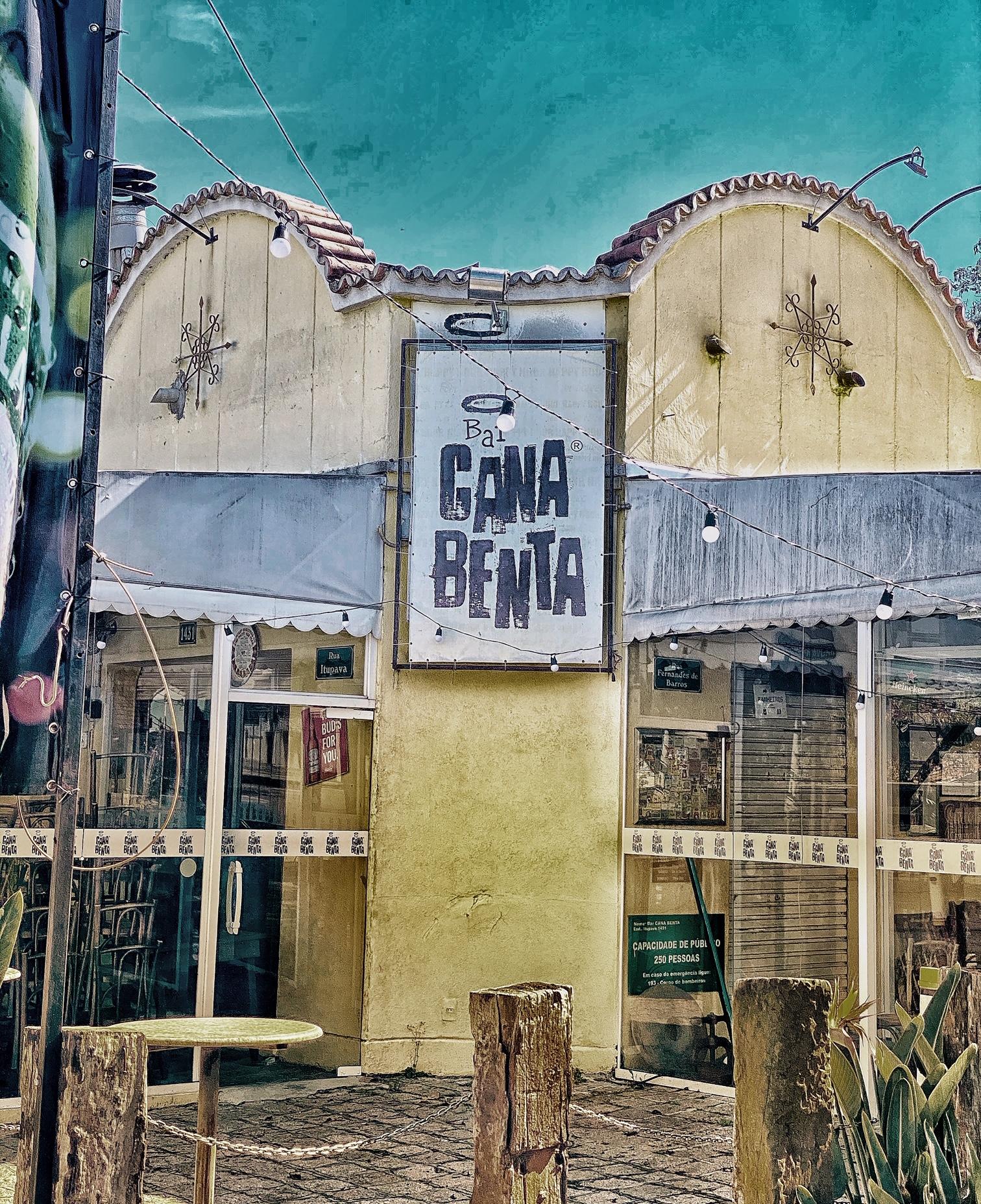 Bar CanaBenta está de volta