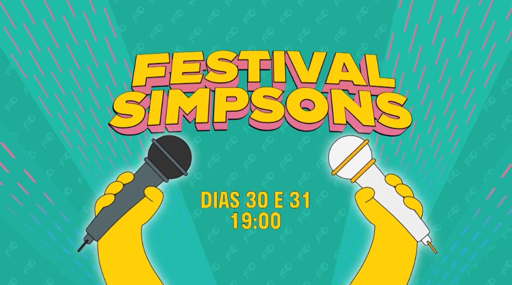 Festival Simpsons