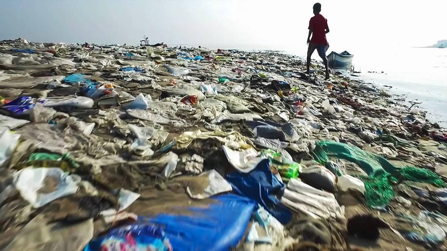 Sem sacos de lixo