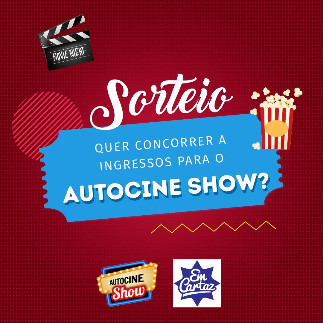 Promoção AutoCine Show