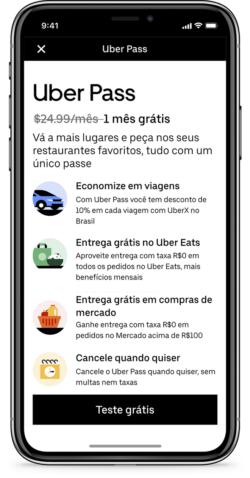 Uber Pass