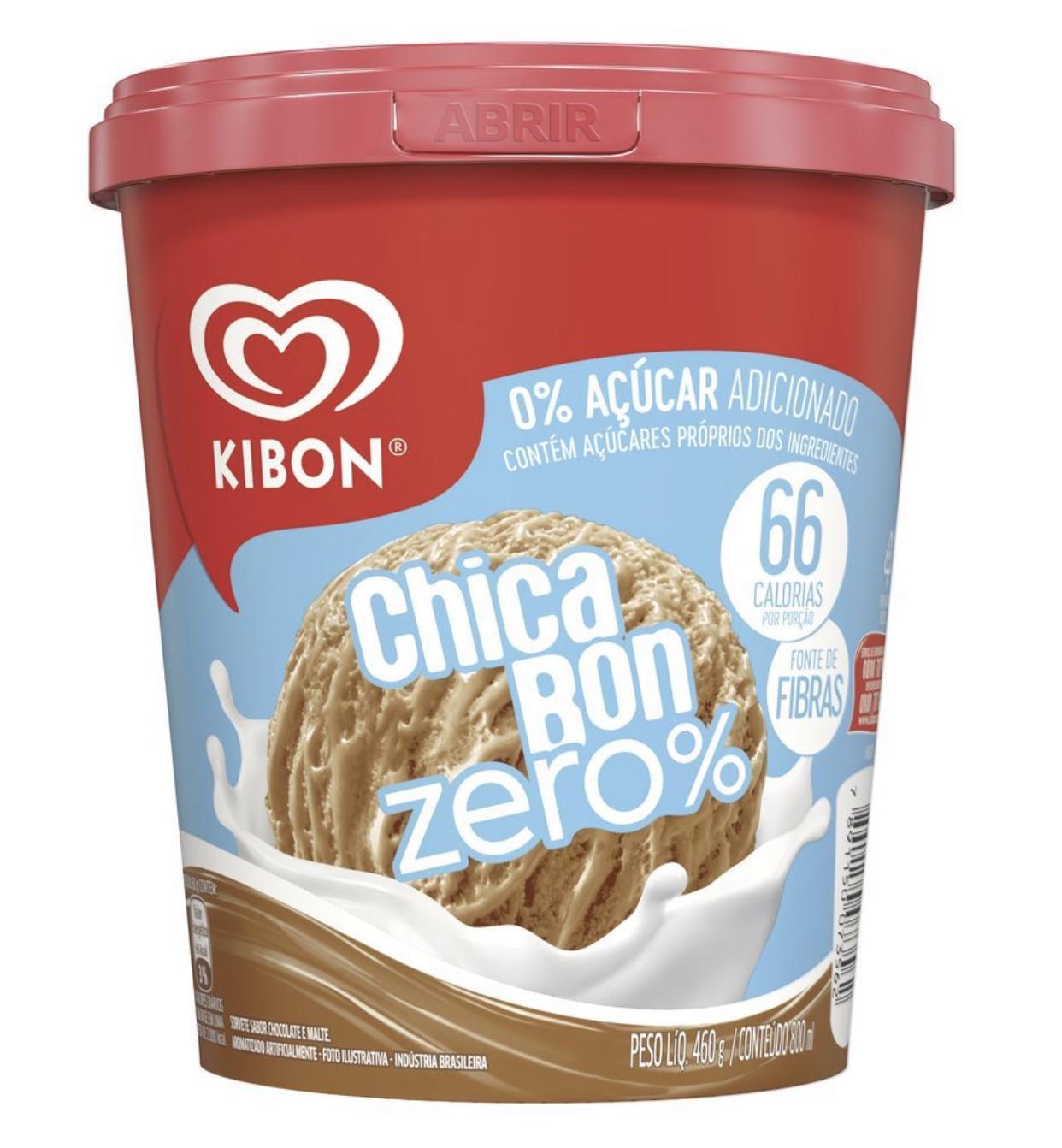 ChicaBon Zero Açúcar