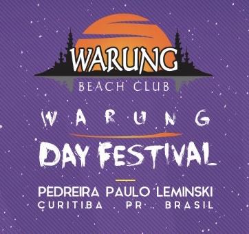 Nova data do Warung Day Festival