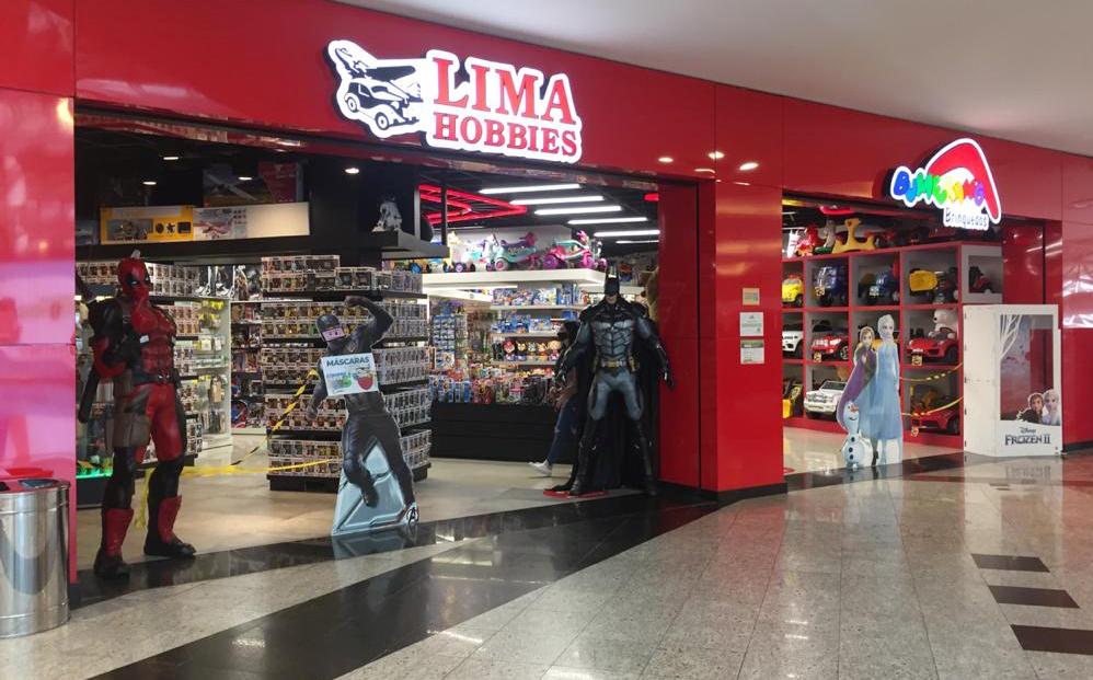 Bumerang Brinquedos e Lima Hobbies