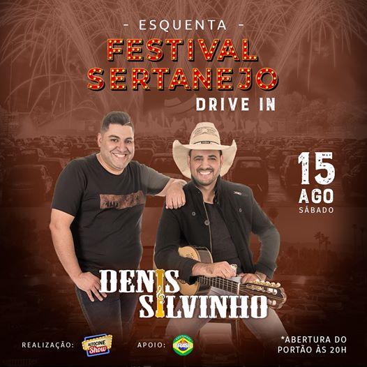 Esquenta do Festival Sertanejo