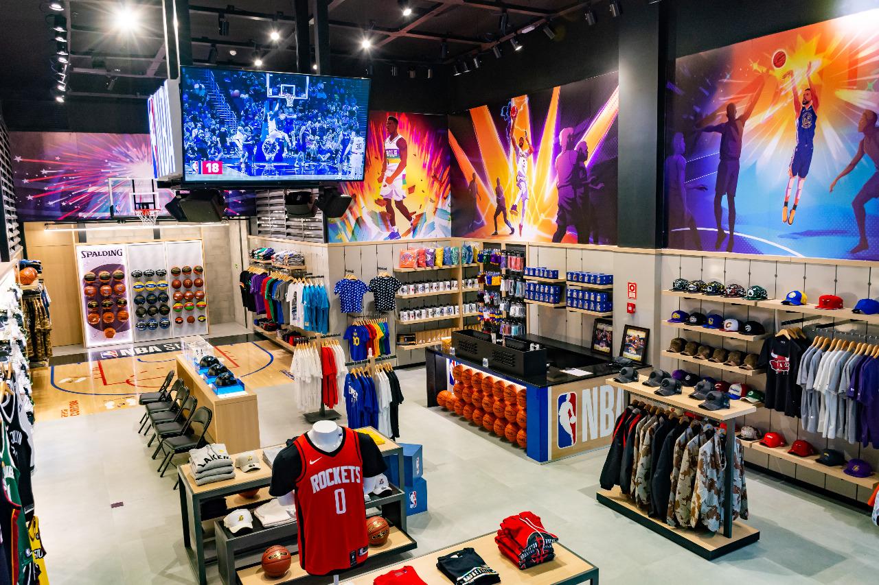 NBA Store Curitiba