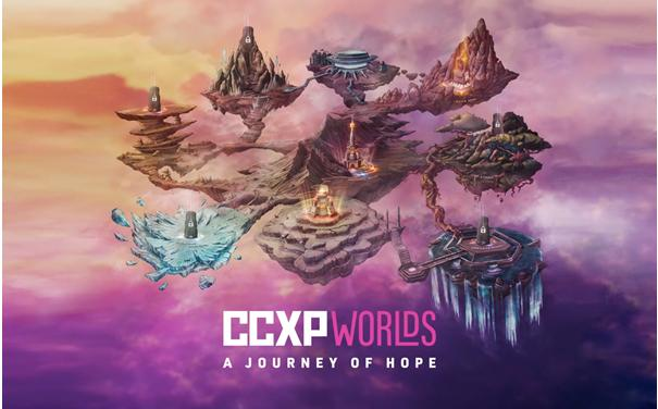 CCXP Worlds: A Journey of Hope